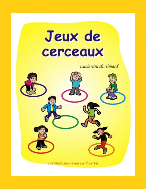 Jeux de cerceaux par Lucie Brault Simard