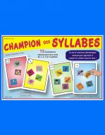 Champion des syllabes, jeux éducatifs
