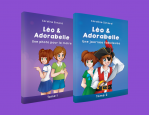 Collection Léo et Adorabelle, par Caroline Simard