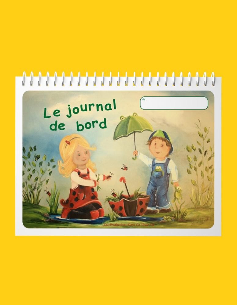 Le journal de bord ressources p dagogiques dans la vraie vie for Le journal de la