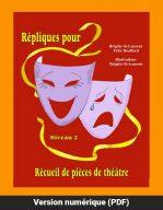 Réplique pour 2 Niveau 2 par Brigitte St-Laurent