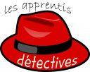 Logo des Apprentis Détectives