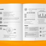 Pages intérieure du livre d'activités L'interactivité par projet
