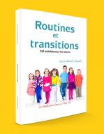 Couverture de Routines et transitions par Lucie Brault Simard