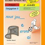 Conjugaison 2, 2e année par Caroline Simard, Reproductible, PDF