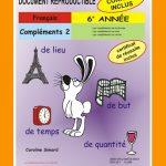 Compléments 2, 6e année par Caroline Simard, Reproductible, PDF