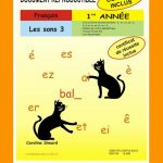 Les sons 3, 1re année par Caroline Simard, Reproductible, PDF