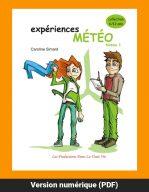 Activités MÉTÉO niveau 1, par Caroline Simard, Primaire, Livres d'activités, PDF
