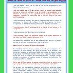Affiche Charte des droits et libertés