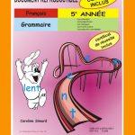 Grammaire par Caroline Simard, Reproductible, PDF