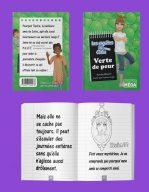 Les Enquêtes de Catou (tome 2), par Annie Blouin et Patrice Auger