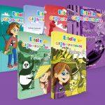 Série Estelle Globetrotteuse, 6 tomes